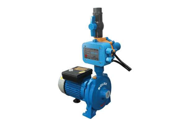 SX 130 Pump With Pressure Regulator