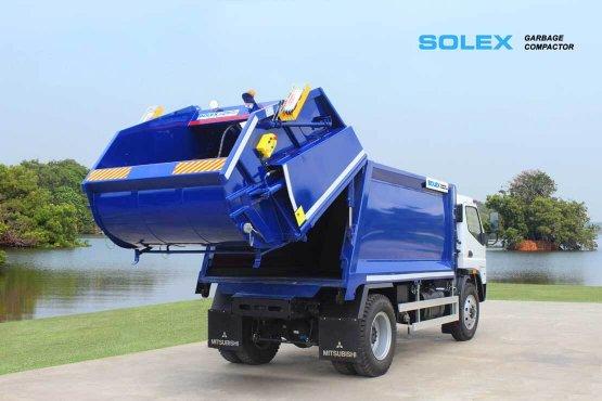 Solex Garbage Compactor 2016 (3)