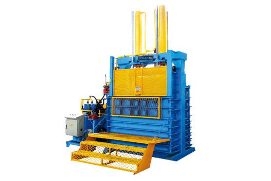 Solex Baler Machine