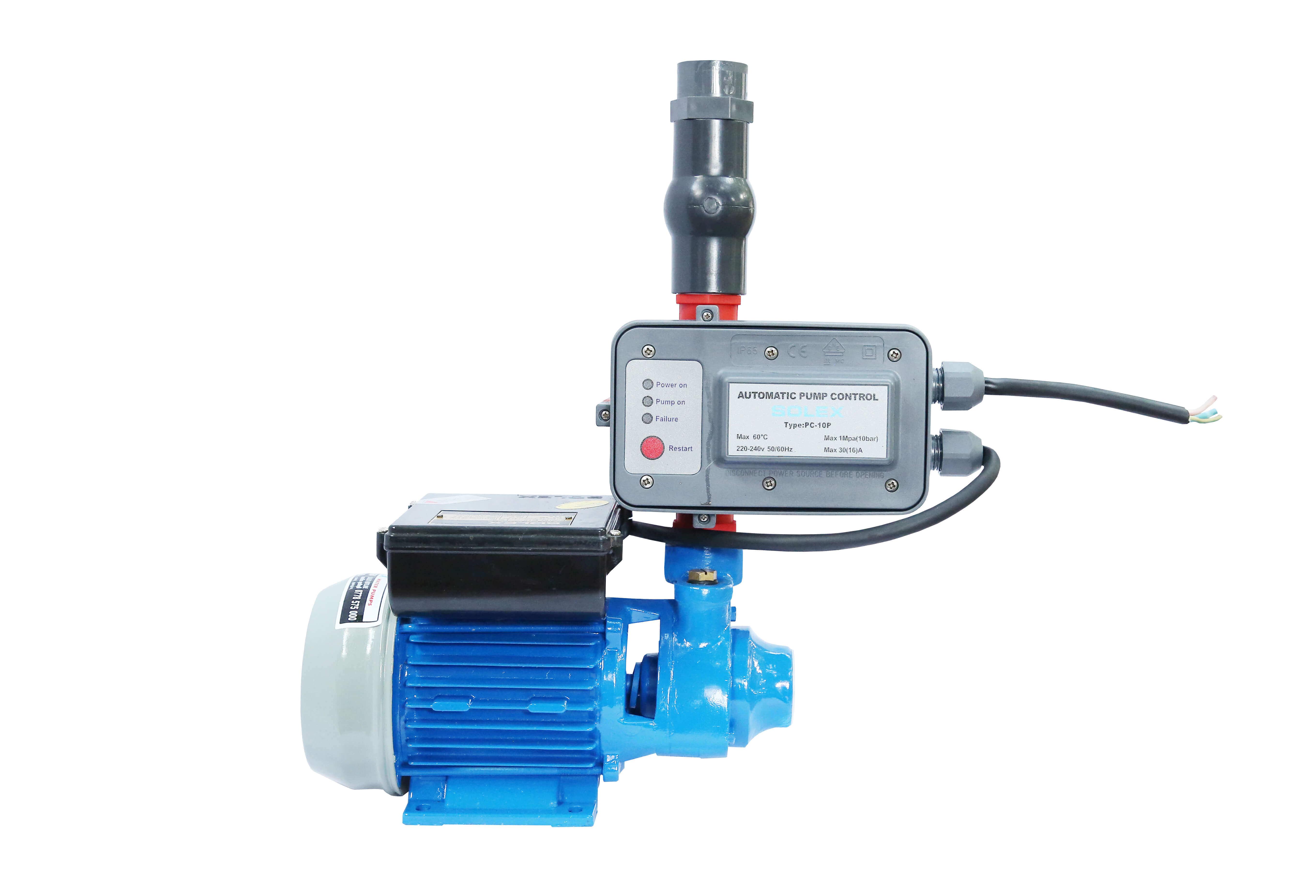 SX 60LD Pump With Pressure Regulator